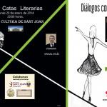 """Cata Literaria """"Diálogos con Elena Vol I"""""""