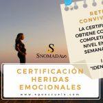 Certificación Retiro Heridas Emocionales